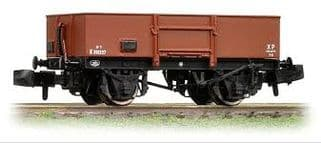 Graham Farish 377-952 13 Ton High Sided Steel Open Wagon (Smooth Sides) BR Bauxite (Early)
