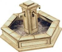 Metcalfe PO522 Stone Fountain Card Kit