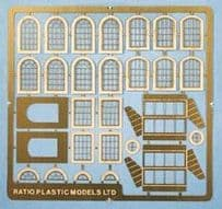 Ratio 309 Industrial Windows (Etched Brass)
