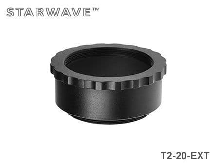 20mm T2 Spacer Extension Tube Ring - Easy Grip