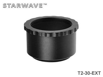 30mm T2 Spacer Extension Tube Ring - Easy Grip