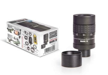 """Hyperion Universal Zoom Mark IV 8-24 mm (1 1/4"""" / 2""""), 4th generation Slim-Design, with detachable e"""