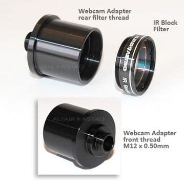 Altair 1.25 inch IR Blocking Filter for Planetary & CCD Imaging