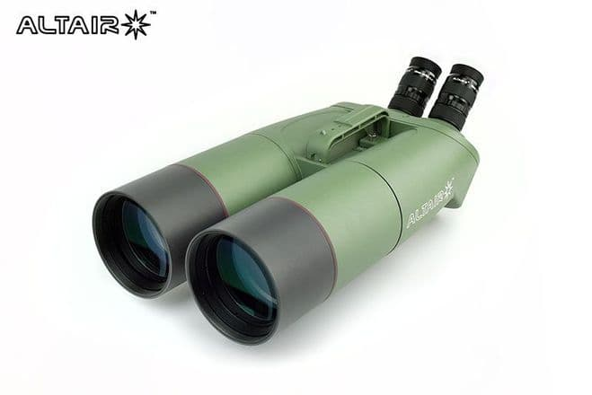 Altair 100mm 45 Giant Observation Binoculars with 18mm UF eyepieces