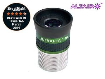 Altair 10mm ULTRAFLAT Eyepiece - Precision barrel stainless steel