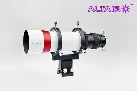 Altair 60mm Guide Scope Kit Straight Thru Non-rotating Helical Focuser NO EYEPIECE