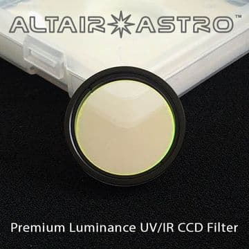 "Altair Astro Premium 1.25"" Luminance UVIR CCD Filter with AR Coating"