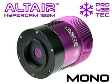 Altair Hypercam 183M PRO TEC COOLED Mono 20mp Astronomy Imaging Camera