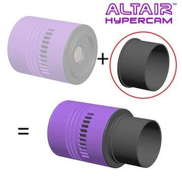 Altair Hypercam 2 inch Nosepiece -Straight Sided Barrel