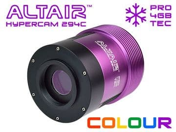 Altair Hypercam 294C PRO TEC Cooled 11.6mp Colour CMOS Camera