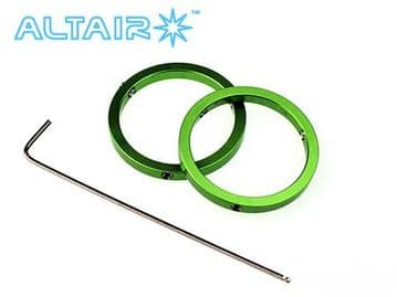 Altair Parfocalising Rings for 1.25 inch eyepiece or GPCAM