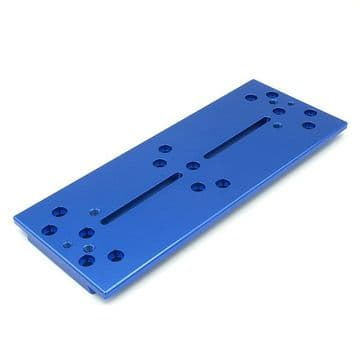Altair TMS 250mm Losmandy Plate BLUE Anodized