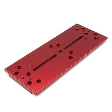 Altair TMS 250mm Losmandy Plate RED Anodized