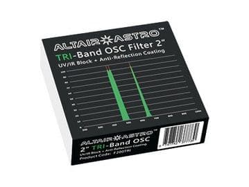 """Altair TriBand OSC CCD 2"""" Filter"""