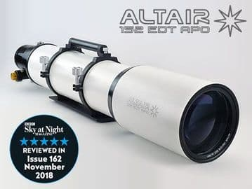 Altair Wave Series 152 F8 ED Triplet APO Refractor