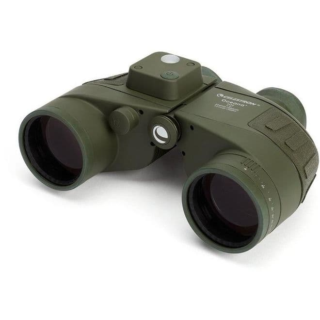 Celestron Oceana 7x50 Porro WP IF and RC - Military / Camouflage Binoculars