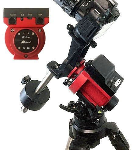 iOptron SkyGuider PRO Camera Mount  Full Package + iPolar
