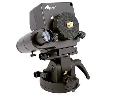 iOptron SkyTracker PRO DSLR camera mount with polar scope
