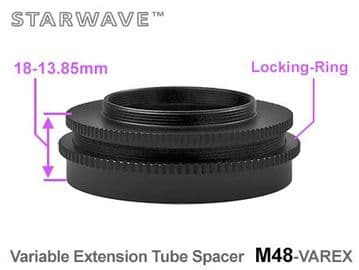 M48 Variable Locking Extension Ring - Easy Grip