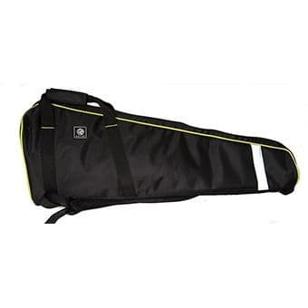 Padded bag&backpack for tripods up to 80cm