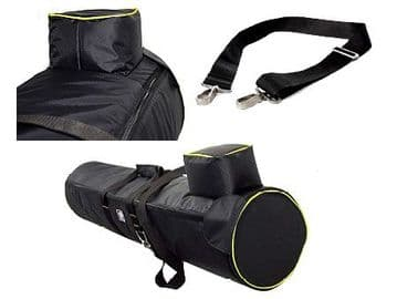 Padded Carry Bag for 150mm F8 Newtonians - DELUXE