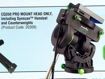 SkyWatcher CQ350 PRO SynScan GOTO Equatorial Mount