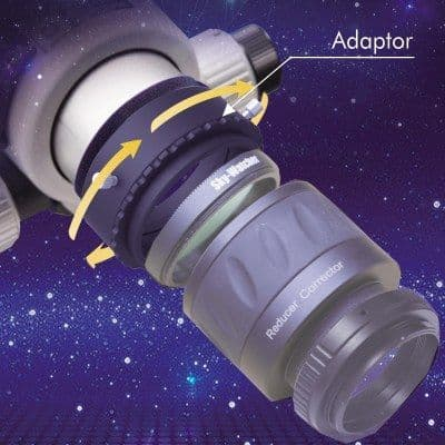 Skywatcher EVOFRAME Rotational Adaptor for DS-PRO Refractors