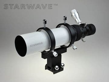 Starwave 50mm Guide Scope Straight Thru with non-rotating helical focuser NO EYEPIECE