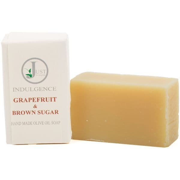 Grapefruit & Brown Sugar Soap (100g)