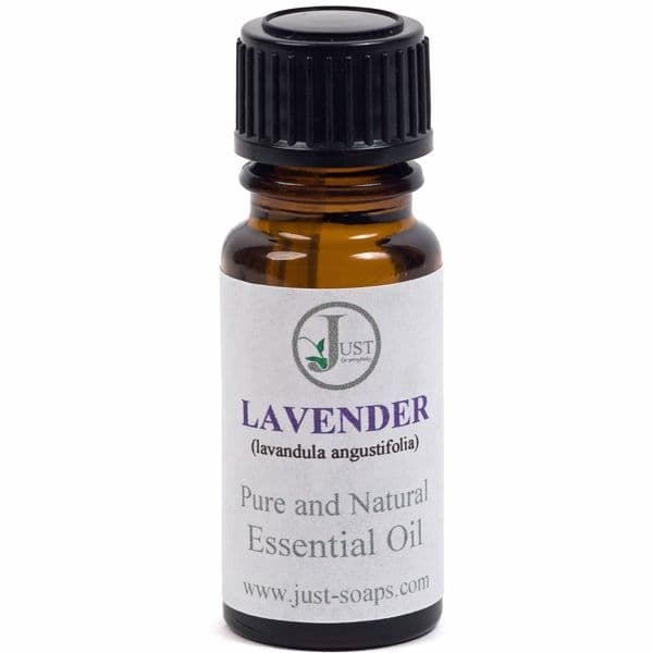 Lavender 100% pure essential oil (10ml)