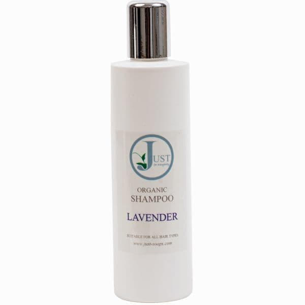 Lavender Hair Shampoo Organic (200ml)
