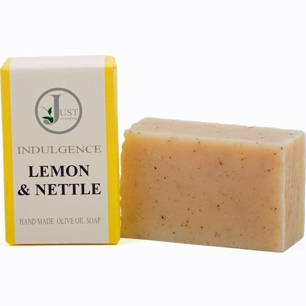 Lemon & Nettle Soap (100g)