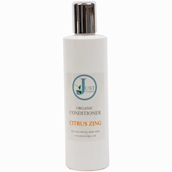 Lemongrass & Lime Hair (Citrus Zing) Conditioner Organic (200ml)
