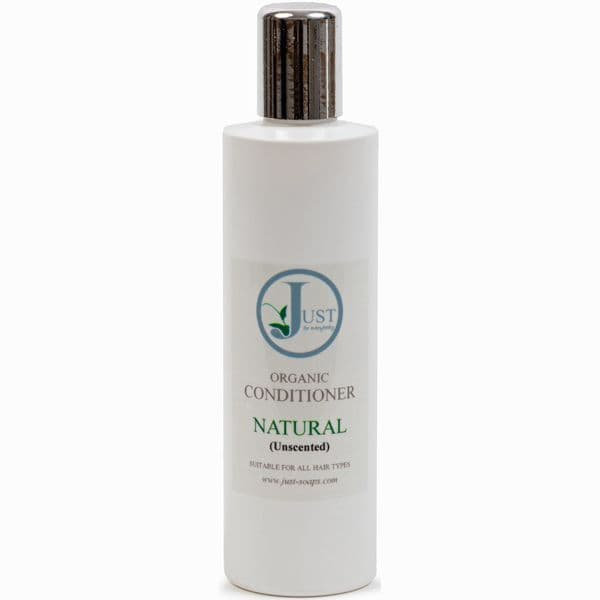 Natural (unscented) Hair Conditioner Organic (200ml)