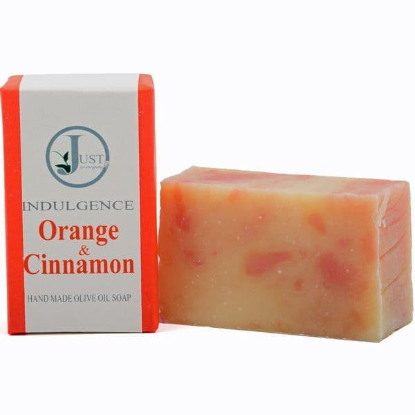 Orange & Cinnamon Soap (100g)