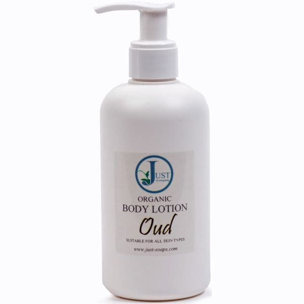 Oud Body Lotion Organic 200ml