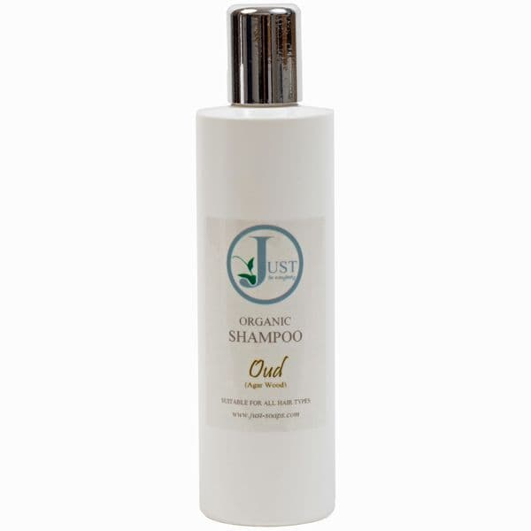 Oud Hair Shampoo Organic (200ml)