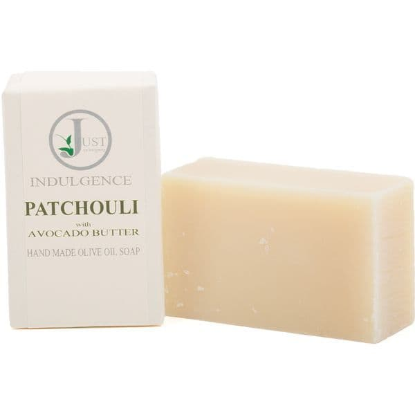 Patchouli & Avocado Butter Soap (100g)