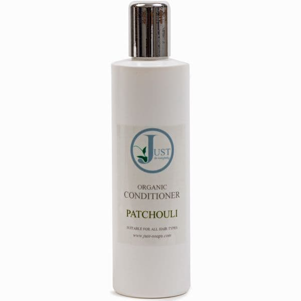 Patchouli Hair Conditioner Organic (200ml)