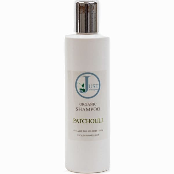 Patchouli Hair Shampoo Organic (200ml)