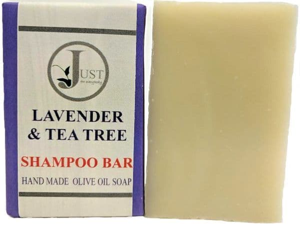 Shampoo Bar Lavender and Tea Tree (100g)