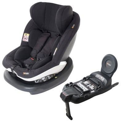 BeSafe Izi Modular iSize Car Seat & Base Package