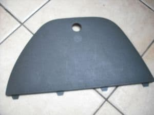 2007-2011   460029937   VAUXHALL CORSA D BOOT / TRUNK FIRST AID KIT STORAGE COVER DOOR