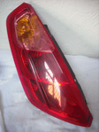 SOLD     A GENUINE FIAT PUNTO 3 DOOR REAR LIGHT LAMP  N/S LEFT UK PASSENGER SIDE