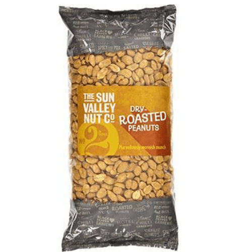 BULK DRY ROASTED PEANUTS