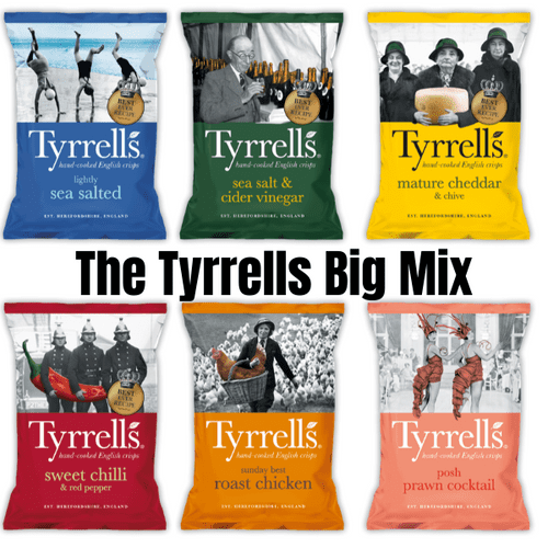 THE TYRRELLS BIG MIX