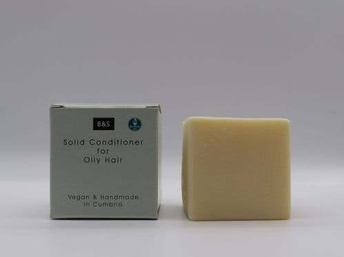 Bain and Savon Solid Conditioner Bar - Oily Hair