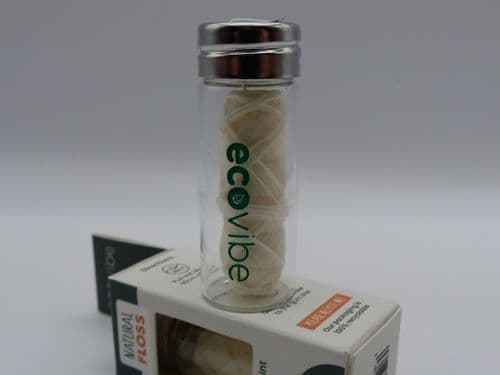 Ecovibe Biodegradable Floss With Dispenser