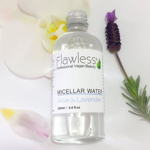 Flawless Micellar Water Cleanser
