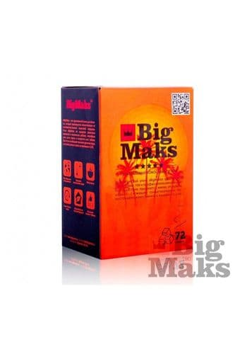 Big Maks Coconut Charcoal - 1kg (25mm) From Russia